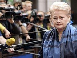 Новость на Newsland: Президент Литвы вновь обвинила Москву в терроризме