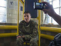 Новость на Newsland: Летчицу Савченко наделили правом представлять Раду в ПАСЕ
