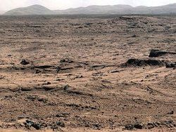 Марсианская цивилизация погибла от ядерного оружия инопланетян