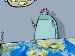 Новость на Newsland: Материк отплывает от полуострова