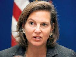 Новость на Newsland: Виктория Нуланд назвала условием отмены санкций возвращение Крыма
