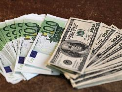 Новость на Newsland: Доллар и евро достигли трехнедельного максимума