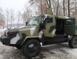 Новость на Newsland: Аваков: украинская армия получит новый супер-броневик