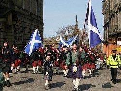 Новость на Newsland: Жители Шотландии считают, что Вестминстер обвел их вокруг пальца