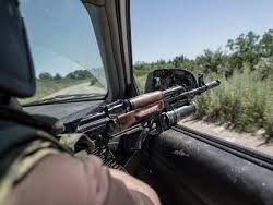 Новость на Newsland: Бойцы ВСН и ВСУ совместно борются с бандитизмом
