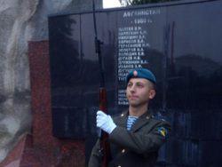Новость на Newsland: Путин наградил десантника, погибшего на юго-востоке Украины