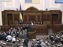 Новость на Newsland: В Раде рассмотрят вопрос о выходе Украины из СНГ