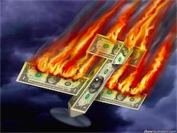 15 марта 2015 года - дефолт США и глобальный кризис?