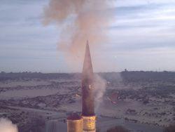 """Reuters: испытания противоракеты """"Хец-3"""" прошли неудачно"""