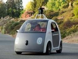Google представила вариант автономного автомобиля
