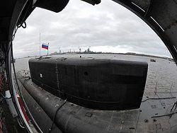 """Последние два ракетоносца типа """"Борей"""" заложат в конце  2015 года"""