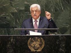 Новость на Newsland: В Совбезе ООН проголосуют за признание Палестины