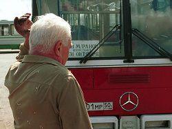 Новость на Newsland: Украинские таксисты режут колеса крымским перевозчикам