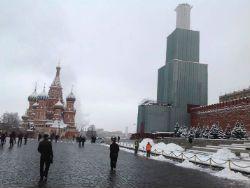 Новость на Newsland: Почему закрыли кремлевские куранты?
