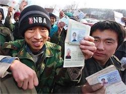 Новость на Newsland: Патенты для работающих в Москве мигрантов подорожали