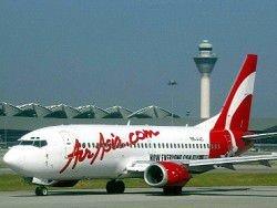 Авиакомпании AirAsia запретили летать в Сингапур