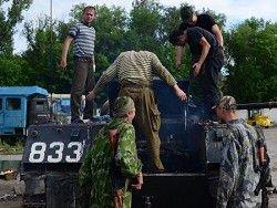 Пленных ополченцев подвергали изощрённым пыткам