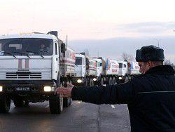 Россия отправит гуманитарный конвой в Донбасс 8 января