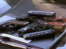 МВД уточнит правила ношения оружия