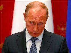 Экономика Путина идет ко дну