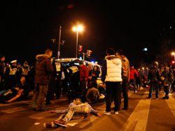 Шанхай: полиция опровергает, что давку спровоцировали деньги