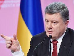 Порошенко призвал силовиков к решительным действиям в Донбассе