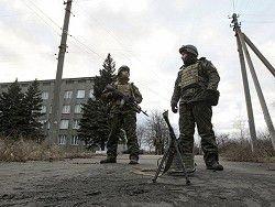 ДНР: украинские силовики сдаются в плен из-за холодов