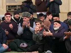 Мусульмане со всей России съехались в Грозный на праздник