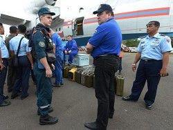 Чёрные ящики самолёта AirAsia ищут российские водолазы