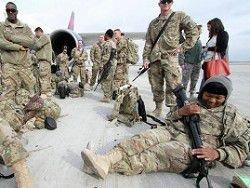 Американцы не воспринимают свою армию всерьез