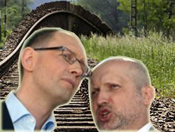 Украина: осталось закрыть железные дороги в Европу