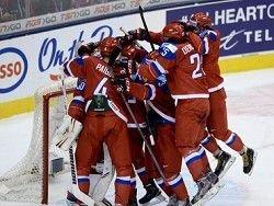 Российская молодежка обыграла шведов в полуфинале ЧМ