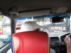 Тайский таксисит вернул британцу забытые ценные вещи