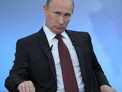 Опрос: россияне готовы снова выбрать президентом Путина