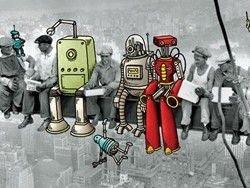 Рубини: роботы могут лишить работы миллионы людей