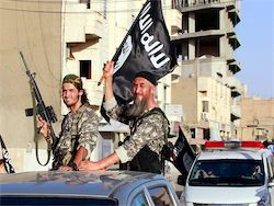 По позициям боевиков в Сирии и в Ираке нанесено 20 авиаударов