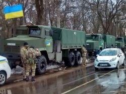 Одесса стоит на пороге партизанской войны