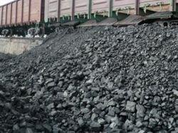Запасы угля в Украине сократились