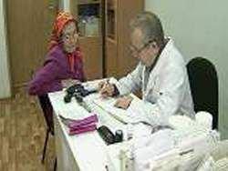 На помощь участковым врачам пришли фельдшерские бригады