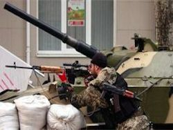 Новость на Newsland: Перемирие закончилось: в Донецке начались маштабные бои