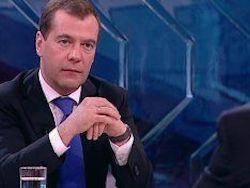Новость на Newsland: Медведев оценил экономическую ситуацию в стране как