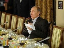 Новость на Newsland: Шеф-повару путинской кухни запретили использовать грибы