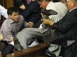 Новость на Newsland: В Верховную раду внесён закон о мобилизации депутатов