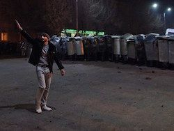 Новость на Newsland: По факту беспорядков в Гюмри возбуждено уголовное дело