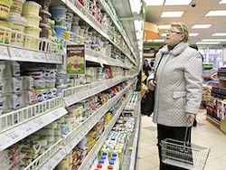 Новость на Newsland: В правительстве задумались о регулировании цен на продукты