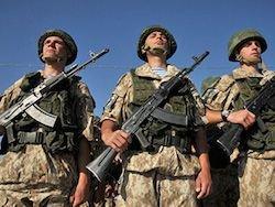Российских солдат-срочников в Армении сменят контрактники