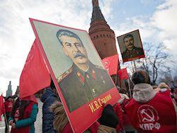 Более половины россиян поддержали деятельность Сталина