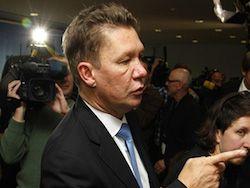 Миллер заявил об отмене для Украины скидки на газ