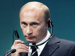 Путину показали человекоподобного боевого робота