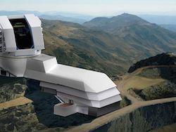 Крупнейшая в мире цифровая камера будет изучать небо